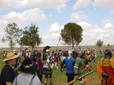 Great Western War 2007