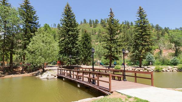Green Mountain Falls ~ 06-06-2012