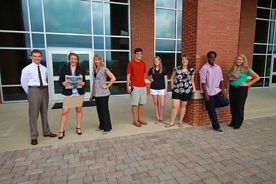 Gardner-Webb Bloggers; Fall 2012