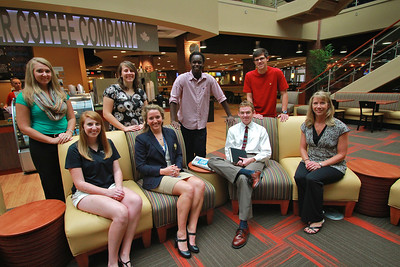 Gardner-Webb Bloggers; Fall 2012