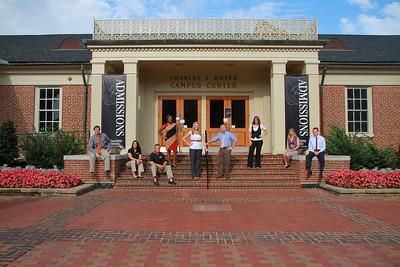 Admissions Staff; Fall 2012