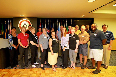 New Alumni Council Members; Fall 2010.