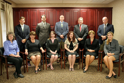 Alumni Relations Staff, 2009