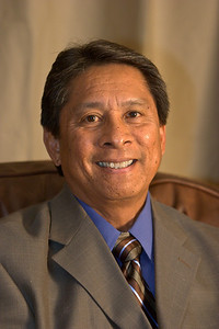 Gallery of Distinguished Graduates: Rev. Mel Campos, 1972