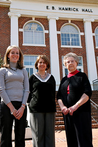 Four Generations at GWU, here we have three generations present. 2010