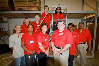 Gardner-Webb Housekeeping Staff; 2011.
