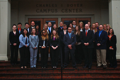 First PA Program Cohort; Spring 2014