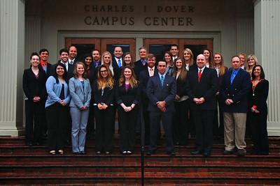 First PA Program Cohort; Spring 2014