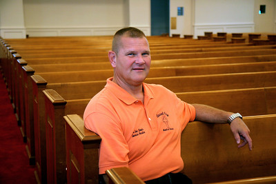 Eric Davis, Sr Pastor at Pleasant Ridge; Viewbook 2009