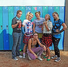 Cliques - YoYo<br /> Cast - Back to the 80's<br /> June 2009