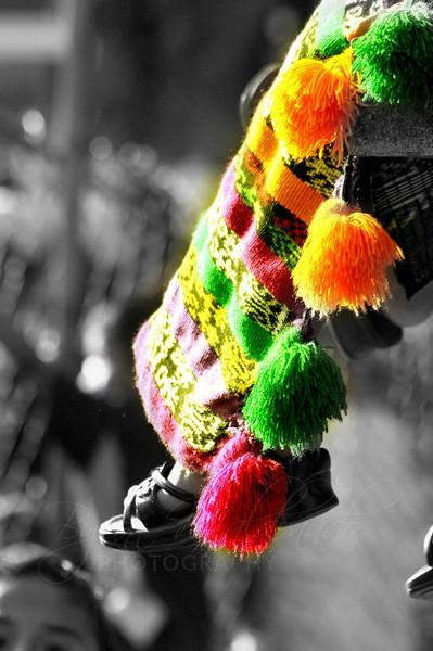 El Perraje colores