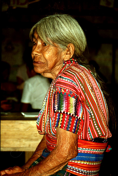 100 years old women