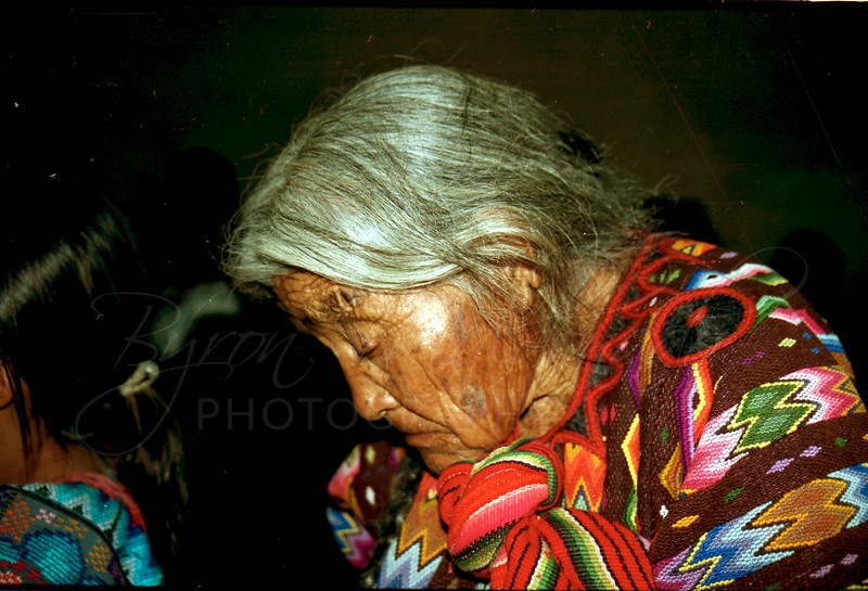 116 years old women