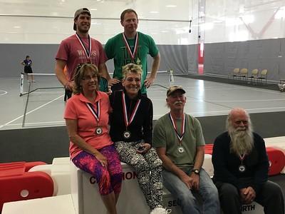 The Salida medalists!