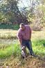 CJ with his dog - Image ID # 3187