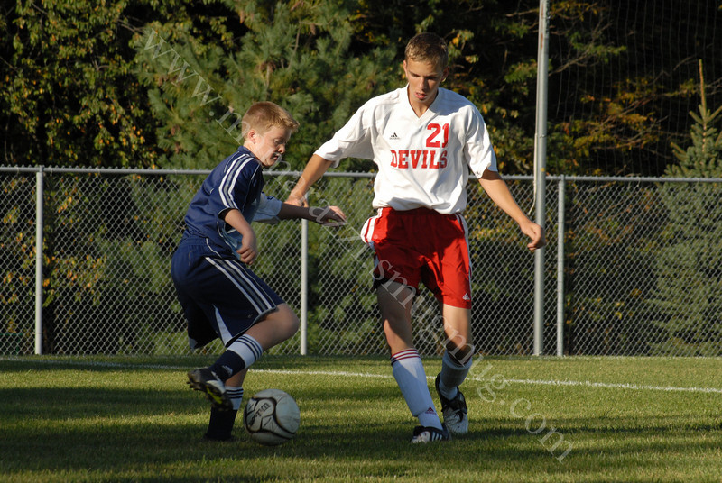 September 17, 2009<br /> West Lafayette vs Harrison<br /> Men's High School Soccer