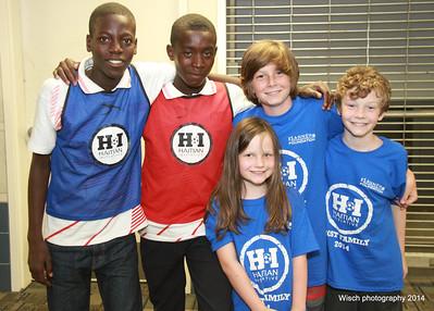 Haitian Initiative Kids Arrival June 19th