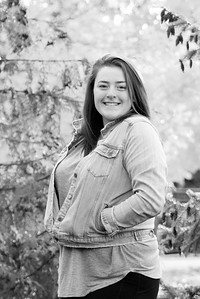 curbow photo - Callie HS Senior BW-16