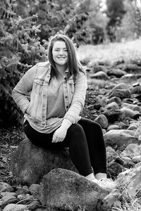 curbow photo - Callie HS Senior BW-15