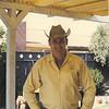 Brian Hall, Cowboy
