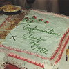 Confirmation 1982 - the Cake
