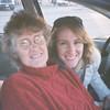 Mom & Michele, December 2007.