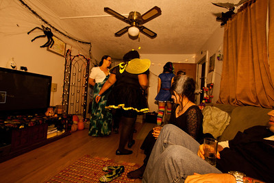 Halloween Party 2011.