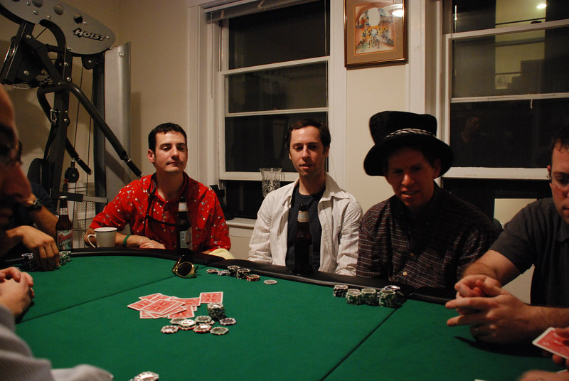 Josh, Matt Gann, and Ken Sheer