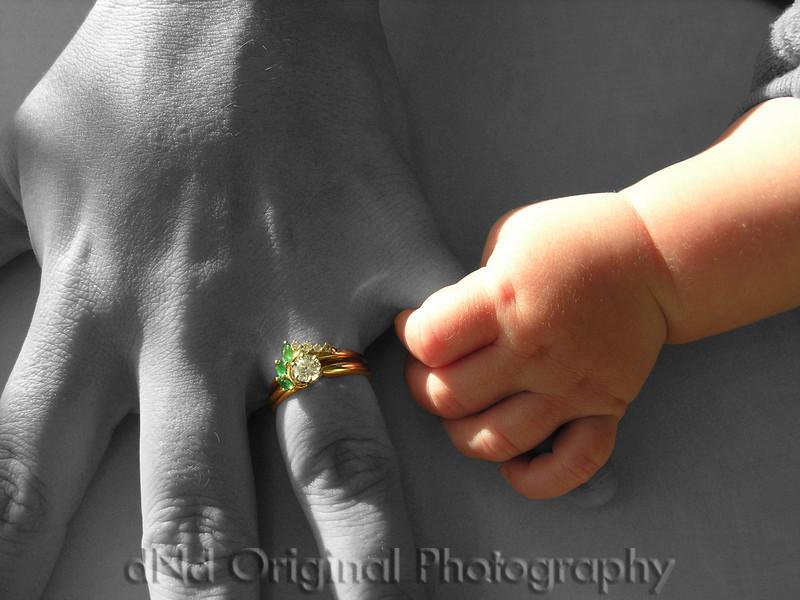 Hands - Alicia & Ian