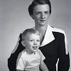 Mrs. A. Clyde Miles and Son  (06808)