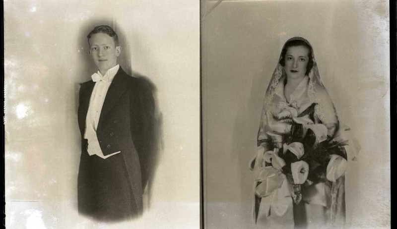 Mr. and Mrs. W. C. Barker  (06893)