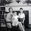 Mrs. Everett Fauber, Jr. and Children - 8 of 9   (09064)