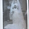 Unidentified 1900's Bride  (06894)