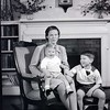 Mrs. Everett Fauber, Jr. and Children - 7 of 9  (09063)