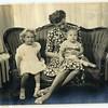 Mrs. Robert Taylor and Children  X  (09193)