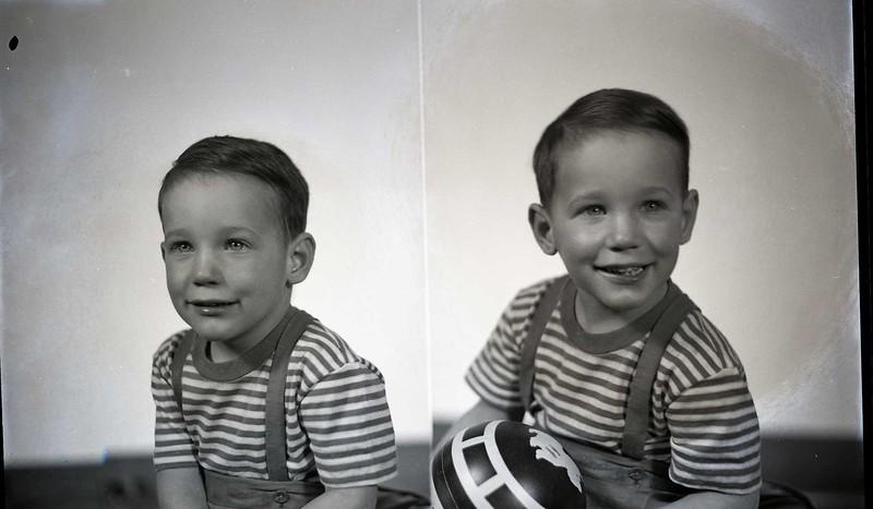Lieutenant Herbert(Hubert) Watts' Child  I  (06961)