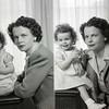 Mrs. Alsen (Frances) Thomas and Child   I   (09034)