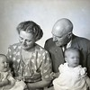 Mr. and Mrs. J. O. Watts and Grandchildren - 8 of 12  (09366)