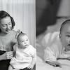 Ann Craddock Emerson and Child  I  (09099)