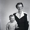 Mrs. A. Clyde Miles and Son II  (06810)