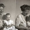 Mrs. J. O. Watts and Baby - 4 of 12  (09362)