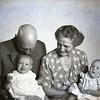 Mr. and Mrs. J. O. Watts and Grandchildren - 9 of 12  (09367)