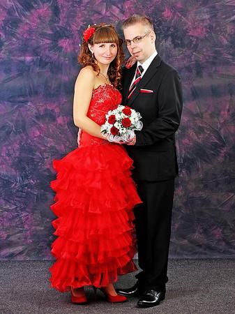 Hans And Sveta Wedding Photos!