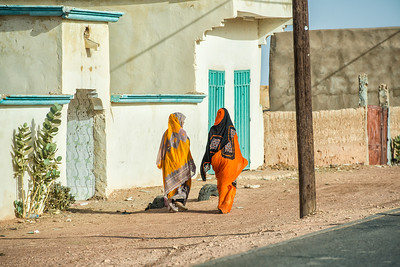 Happy Africa. Mauritania.
