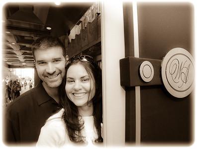 Happy Anniversary Liz and Michael