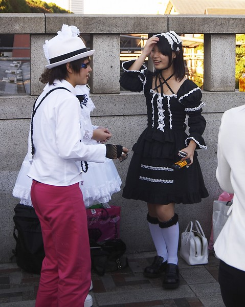 Japan - Harajuku Girls