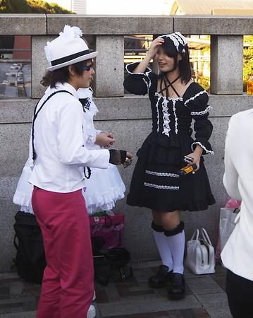 Harajuku Girls - 2005 - Tokyo