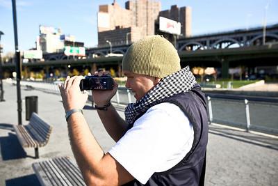 Harlem NY Sights and Faces Nov 2009
