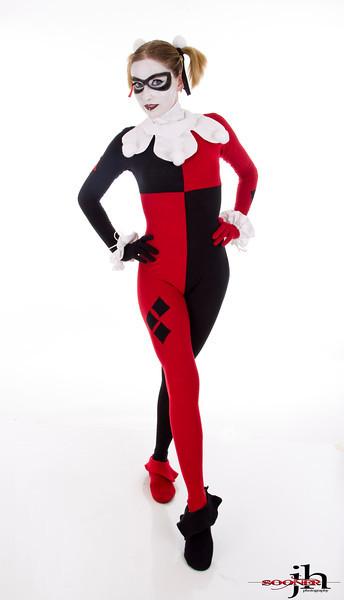 Harley Quinn &the Joker