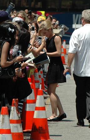 Emma Watson signing